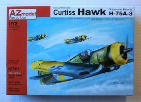 Thumbnail 7571 CURTISS HAWK H-75A-3  SUSSU OVER FINLAND
