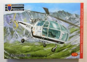 Thumbnail 0151 ALOUETTE III INTERNATIONAL