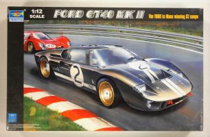 Thumbnail 05403 FORD GT40 MK II 1966 LE MANS WINNER  UK SALE ONLY