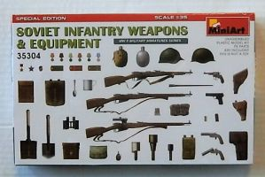 Thumbnail 35304 SOVIET INFANTRY WEAPONS   EQUIPMENT