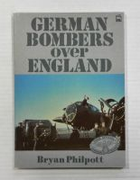 Thumbnail ZB1008 GERMAN BOMBERS OVER ENGLAND - BRYAN PHILPOTT