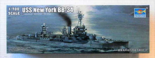 Thumbnail 06711 USS NEW YORK BB-34