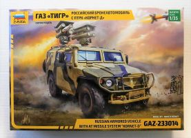 Thumbnail 3682 GAZ-233014 RUSSIAN ARMOURED VEHICLE W/ AT MISSILE SYSTEM KORNET D