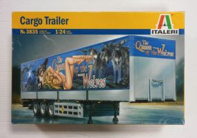 Thumbnail 3835 CARGO TRAILER THE QUEEN OF THE WOLVES