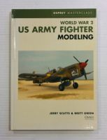 Thumbnail ZB1174 OSPREY MASTERCLASS WORLD WAR 2 US ARMY FIGHTER MODELING JERRY SCUTTS