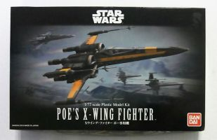 Thumbnail 0210500 STAR WARS POES X-WING FIGHTER
