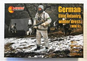 Thumbnail 72111 GERMAN ELITE INFANTRY WINTER DRESS WWII