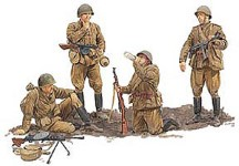 Thumbnail 6376 SOVIET GUARDS INFANTRY 1944-45