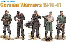 Thumbnail 6574 GERMAN WARRIORS 1940-41