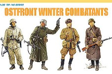 Thumbnail 6652 OSTFRONT WINTER COMBATANTS