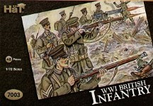Thumbnail 7003 WWI BRITISH INFANTRY