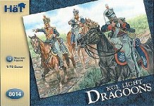 Thumbnail 8014 NAPOLEONIC KINGS GERMAN LEGION LIGHT DRAGOONS