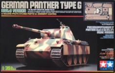 Thumbnail 35261 PANTHER TYPE G EARLY w/EDUARDPHOTO ETCH