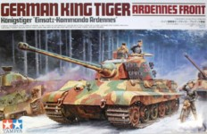 Thumbnail 35252 KING TIGER ARDENNES FRONT