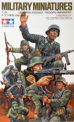 Thumbnail 35030 GERMAN ASSAULT TROOPS