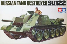Thumbnail 35093 RUSSIAN TANK DESTROYER SU-122