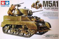 Thumbnail 35097 M5A1 LIGHT TANK