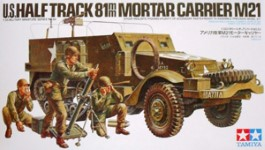Thumbnail 35083 M21 HALF TRACK 81mm MORTAR CARRIER