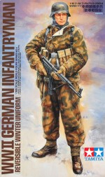 Thumbnail 36304 GERMAN WINTER INFANTRYMAN