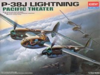 Thumbnail 2209 P-38J LIGHTNING PACIFIC THEATRE
