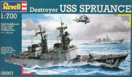 Thumbnail 05007 DESTROYER USS SPRUANCE