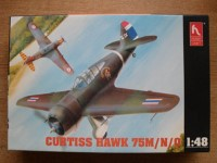 Thumbnail 1557 CURTISS HAWK 75 M/N/O