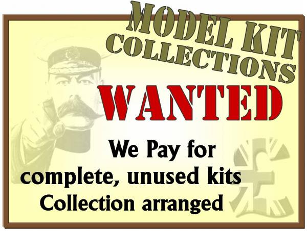 Model Kit Collection