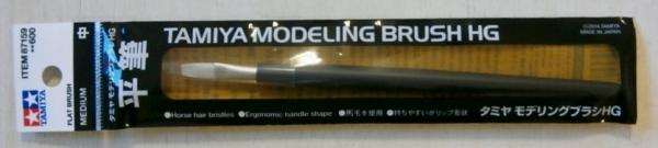 tamiya modeling brush